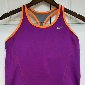 Nike Women's Dri-fit tank medium